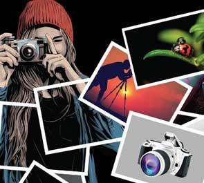 Learn Digital photography, Course on Digital Photography